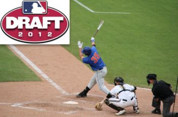 2012 MLB First Year Player Draft recap, Day 1