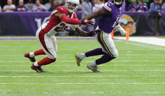DraftNasty Flashback: Arizona Cardinals DB Justin Bethel