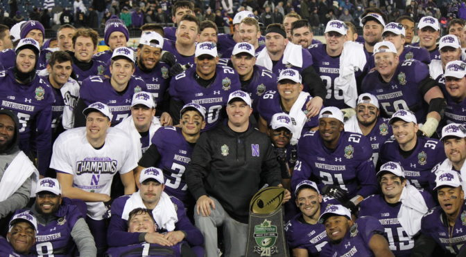 2018 Season Preview: Northwestern Wildcats