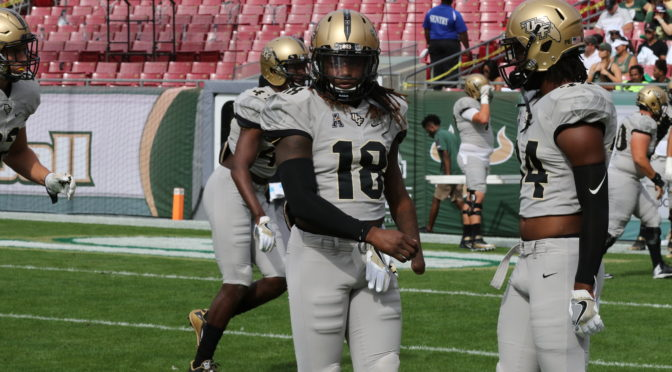 DraftNasty spotlights UCF LB Shaquem Griffin (VIDEO): Equal Footing