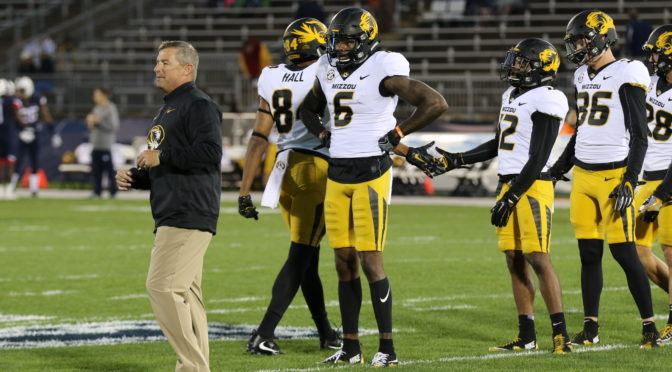Missouri WR J'Mon Moore (VIDEO): Give me some Moore