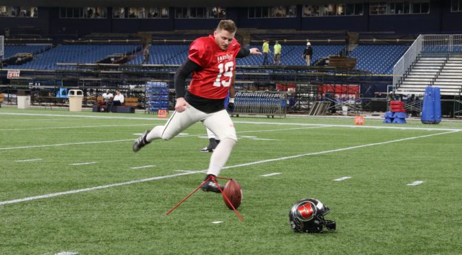 Utah PK Matt Gay: From the pitch to the gridiron